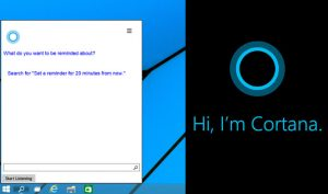 ¿Cómo deshabilitar Cortana en Windows 10?