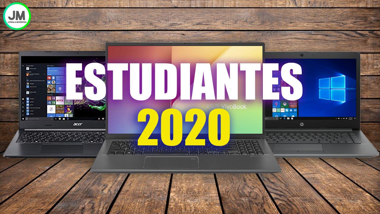 las mejores Laptops para estudiantes del 2020