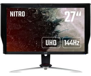 mejor monitor 4k gsync barato